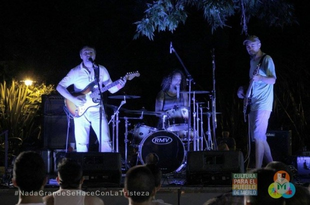 Día Nacional del Músico en Plaza de Merlo Norte