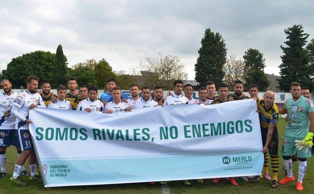 RIVALES, NO ENEMIGOS