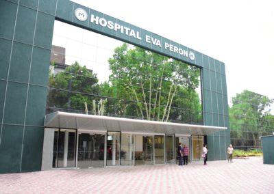 Nueva Guardia Hospital Eva Perón (0)