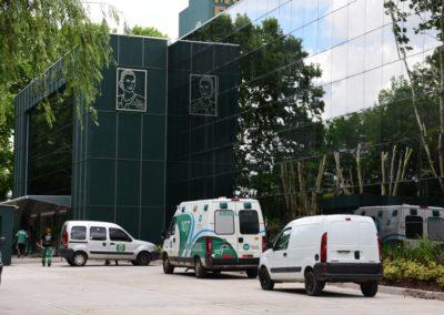 Nueva Guardia Hospital Eva Perón (1)
