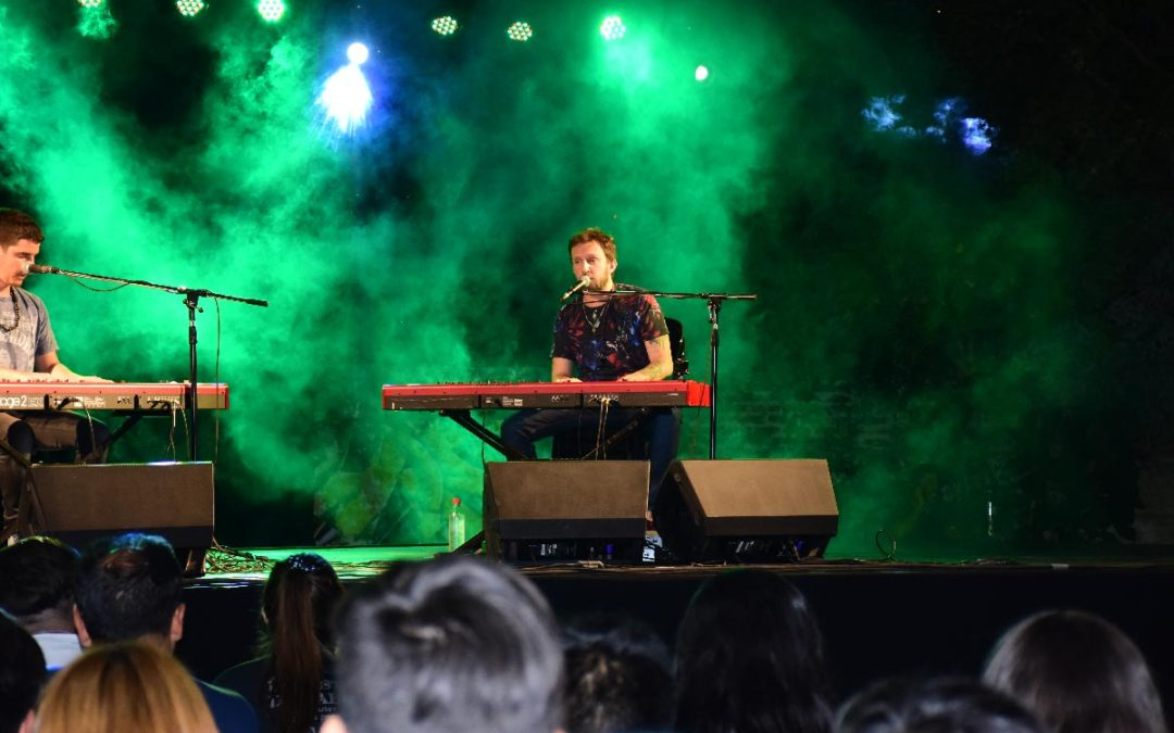 """""""CLÍNICA DE PIANO Y TECLADOS"""" EN LA CASA DE LA CULTURA"""