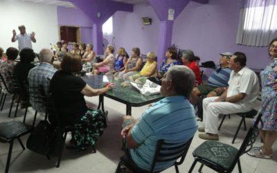ENTIDADES INTERMEDIAS CON CENTROS DE JUBILADOS