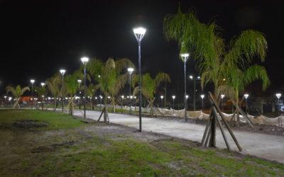 AVANZAN OBRAS EN CAMPO DE PATO