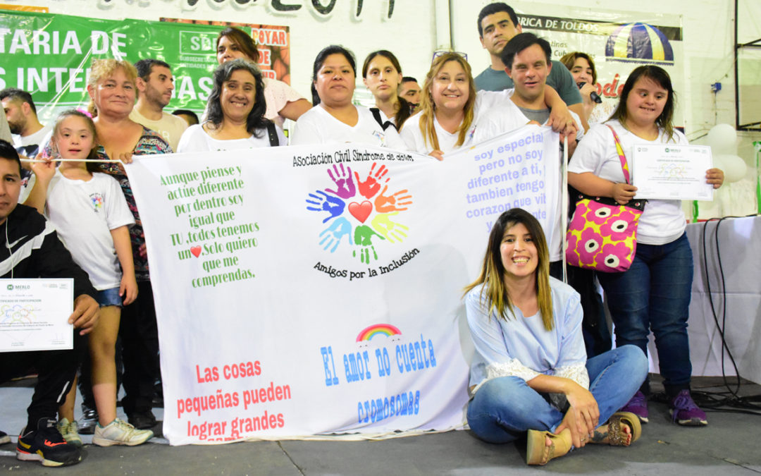 FINALIZÓ EL PROGRAMA «LÍDERES SOCIALES»