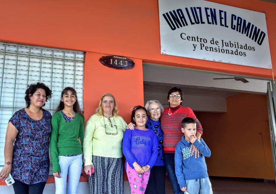 ACTIVIDADES RECREATIVAS PARA LOS ABUELOS DE MERLO