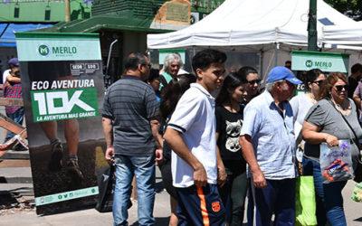 COMENZÓ LA ENTREGA DE KITS DE LA ECOAVENTURA 2019