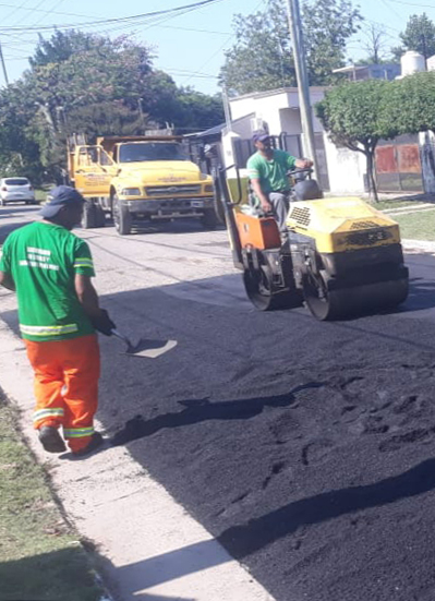 TAREAS DE BACHEO EN PONTEVEDRA