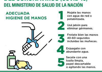 Lavado de manos fb