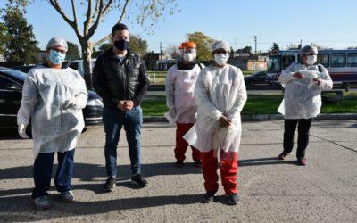 OPERATIVO DETECTAR: TESTEO Y VACUNACIÓN EN BARRIOS DE MERLO