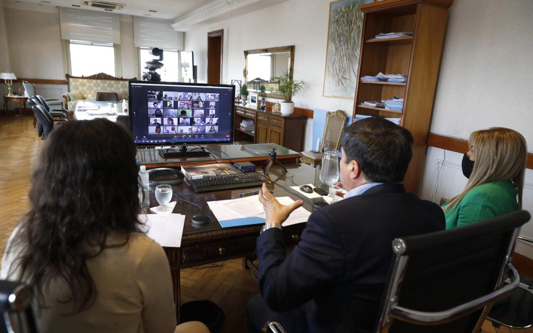 """MERLO PRESENTE EN """"PARTICIPAR COMUNIDAD"""""""