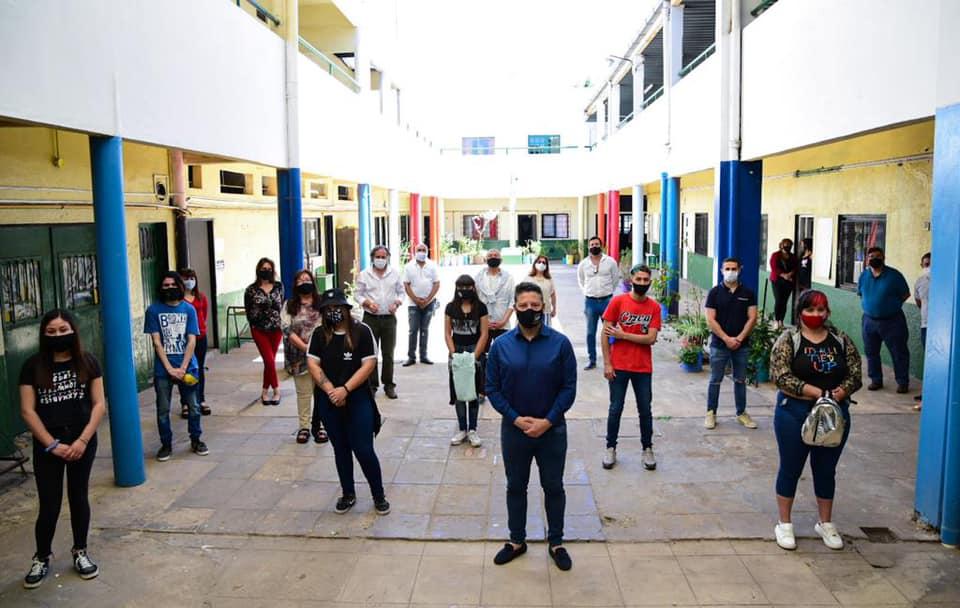 PROGRAMA DE REVINCULACIÓN EDUCATIVA