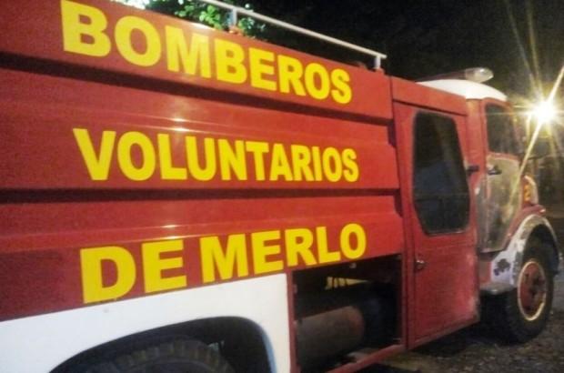 REPUDIAMOS EL ATAQUE A LOS BOMBEROS