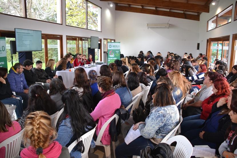 ENCUENTRO DE CAPACITACIÓN A EDUCADORAS DE LOS CDI
