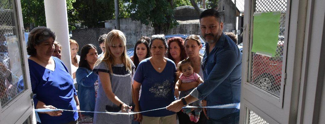 INAUGURACIÓN DE JARDÍN DE INFANTES EN PONTEVEDRA