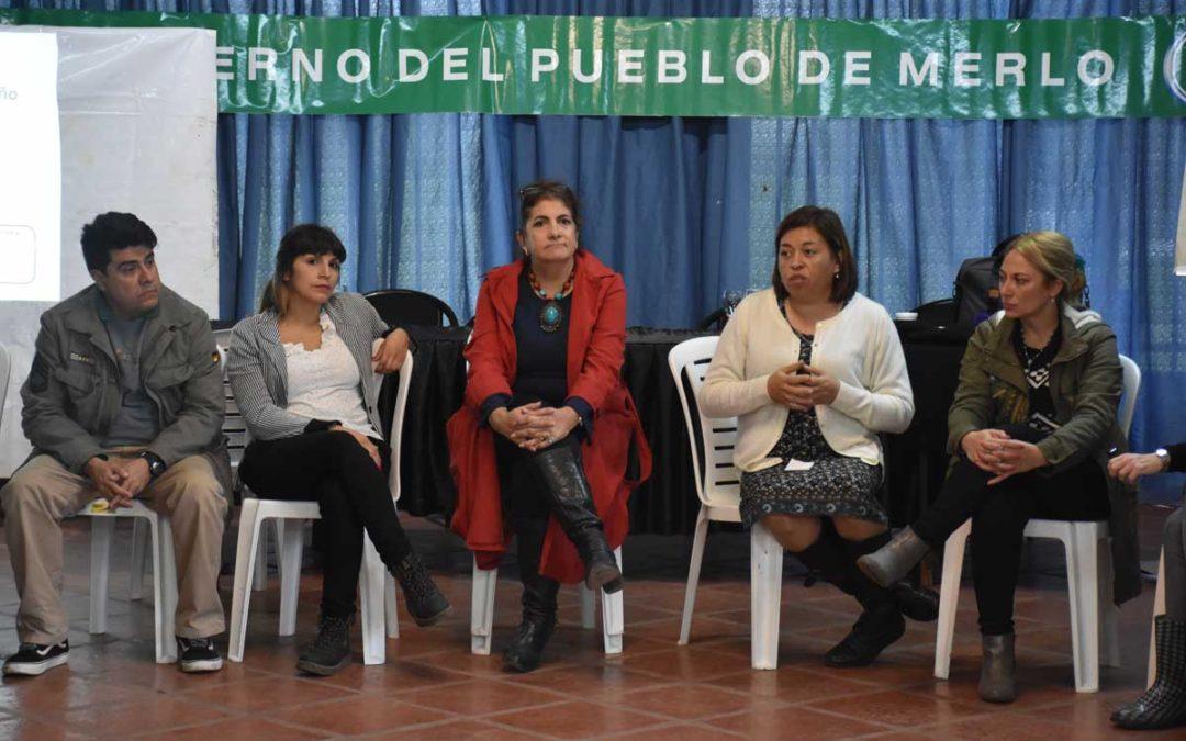 JORNADA DE CAPACITACIÓN SOBRE DERECHOS DE FAMILIAS