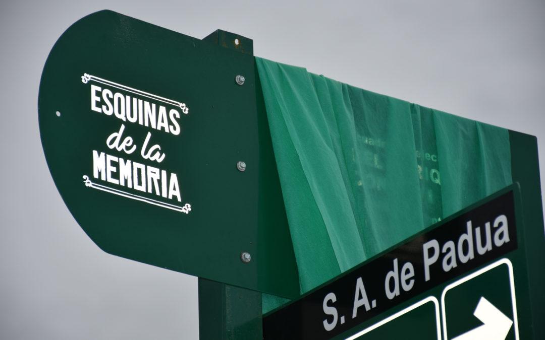 ESQUINAS DE LA MEMORIA: HOMENAJE A MIGUEL CONDOMÍ