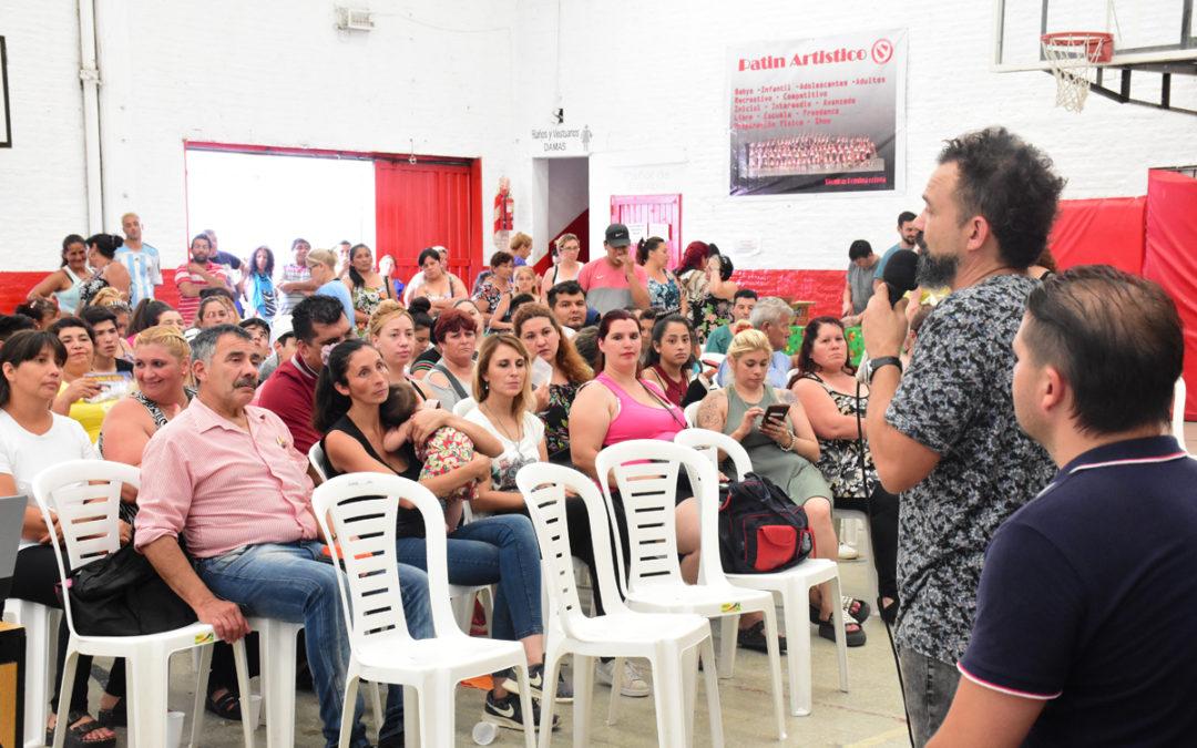 CIERRE ANUAL DE SERVIDORES COMUNITARIOS