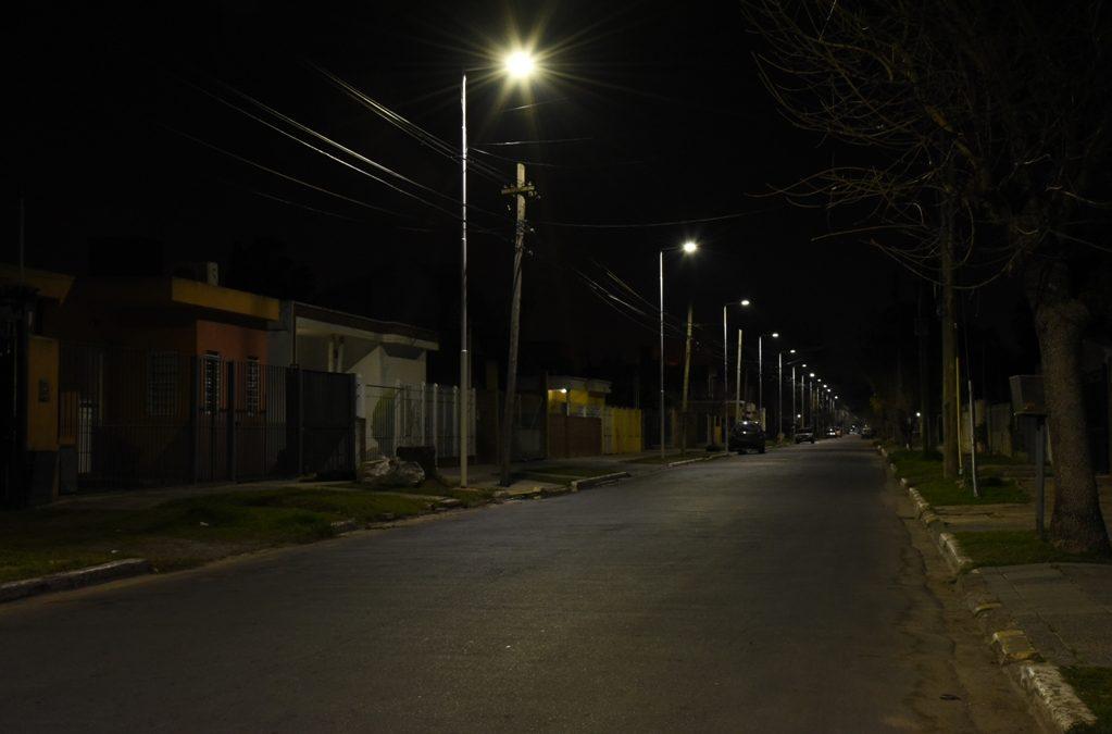 RENOVACIÓN DE LUMINARIAS LED