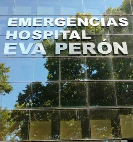EL HOSPITAL EVA PERÓN SE PREPARA PARA ENFRENTAR EL CORONAVIRUS