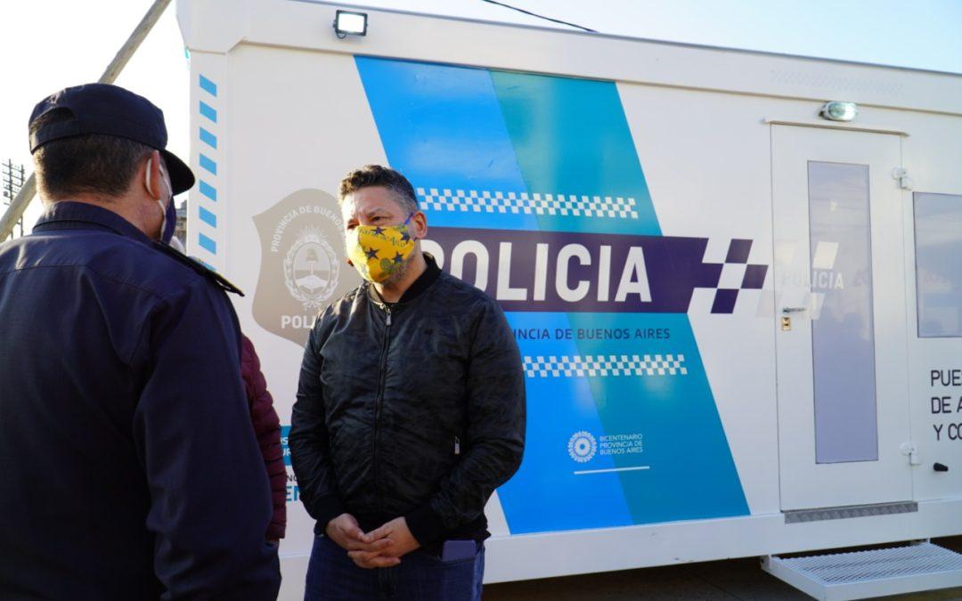 NUEVO PUESTO POLICIAL EN SAN ANTONIO DE PADUA