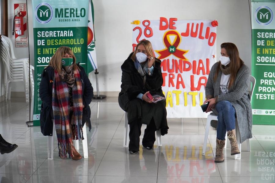 CHARLA EN EL DÍA MUNDIAL CONTRA LAS HEPATITIS VIRALES