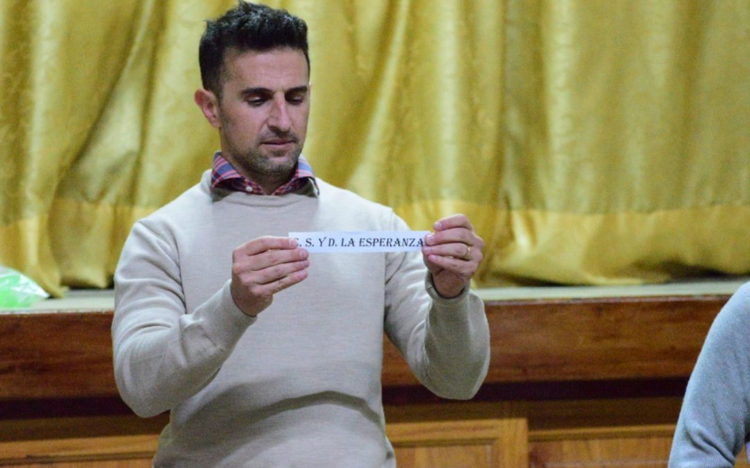 SE REALIZÓ EL SORTEO DEL FIXTURE DEL MUNDIALITO 2021 EN PONTEVEDRA